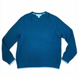 Fredrick Anderson Copenhagen Green Sweater